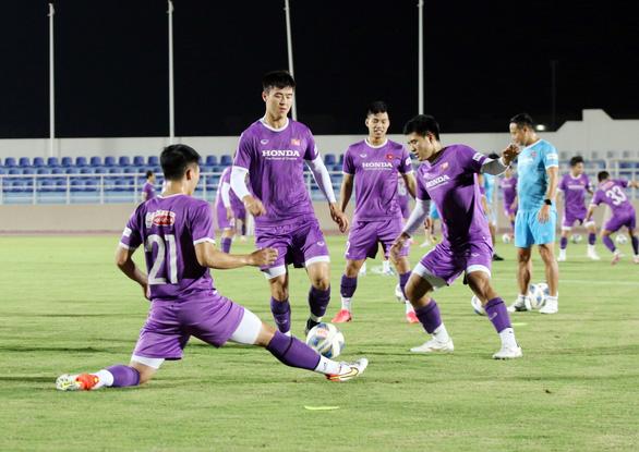 Vòng loại thứ 3 World Cup 2022, Oman - Việt Nam: Chờ gió mới từ ông Park - Ảnh 1.