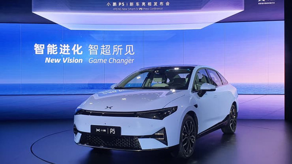 Công ty Trung Quốc sản xuất xe điện với tốc độ nhanh gấp đôi Tesla - Ảnh 1.