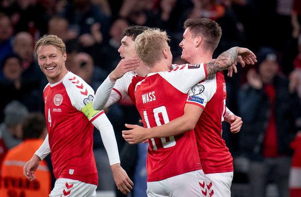 Đan Mạch giành vé dự World Cup 2022 - Ảnh 1.
