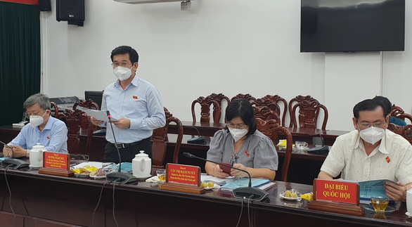 Huyện Bình Chánh: Vi phạm đất đai chuyển công an 2 năm chưa giải quyết xong - Ảnh 1.