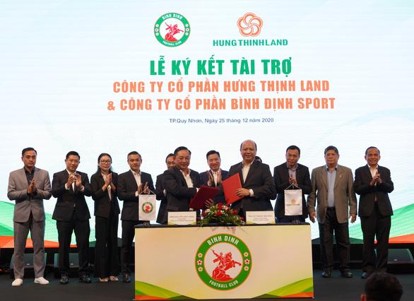 Hưng Thịnh Land sát cánh cùng bóng đá Việt Nam - Ảnh 3.