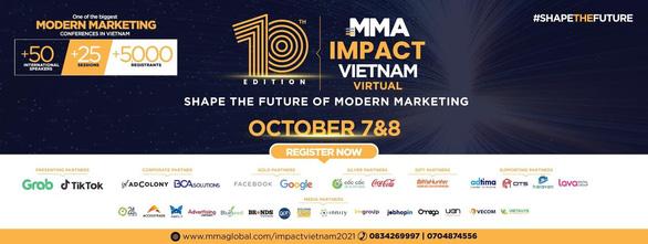 Sự kiện MMA Impac Việt Nam Virtual 2021 - Ảnh 1.