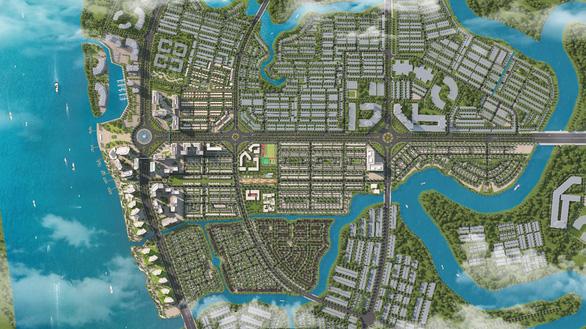 Hệ thống hạ tầng kích hoạt bất động sản khu Đông - Ảnh 1.