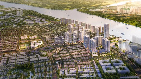 Hệ thống hạ tầng kích hoạt bất động sản khu Đông - Ảnh 2.
