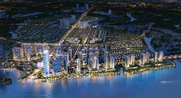Hệ thống hạ tầng kích hoạt bất động sản khu Đông - Ảnh 3.