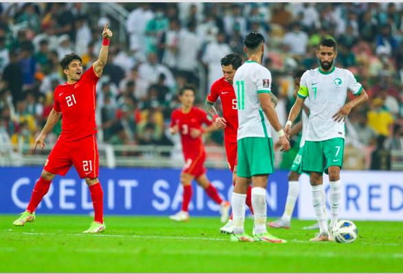 Trung Quốc thua trận thứ 3 ở vòng loại thứ 3 World Cup 2022 - Ảnh 2.