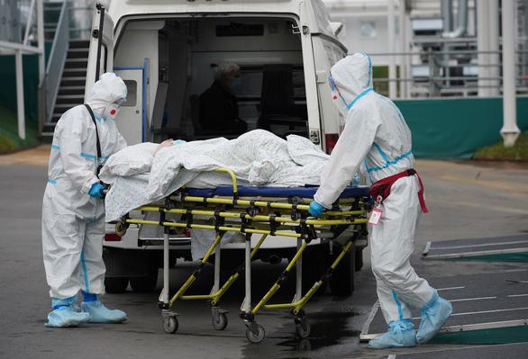 Nga ghi nhận số ca nhiễm, tử vong cao kỷ lục trong ngày 14-10 - Ảnh 1.