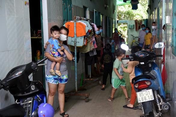 Đồng Nai hỗ trợ 120.000 đồng/ngày cho người thuê nhà trọ đi cách ly - Ảnh 1.