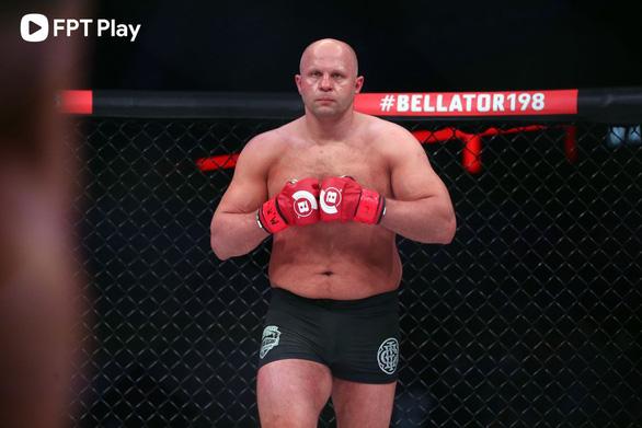 Đại hội anh hùng Bellator MMA World Grand Prix  - Ảnh 1.