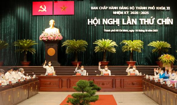 Bí thư Nguyễn Văn Nên: Đại dịch làm thấy rõ ưu khuyết của tổ chức, cá nhân trong bộ máy
