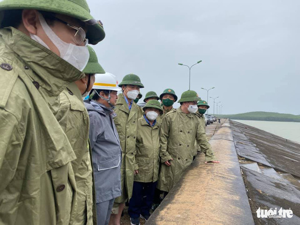 Bộ trưởng Lê Minh Hoan: Cần đảm bảo an toàn hồ đập, đề phòng sạt lở ở miền núi - Ảnh 1.