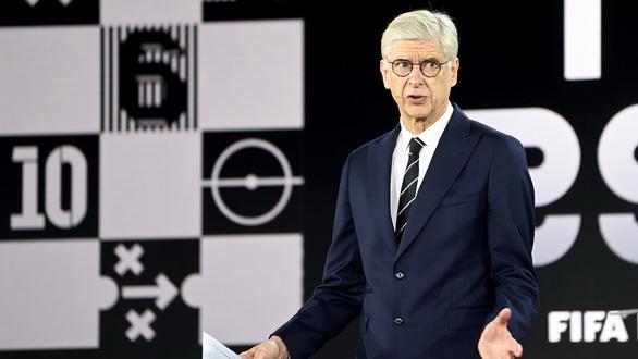 Ông Wenger đề xuất cách trị virus FIFA - Ảnh 1.