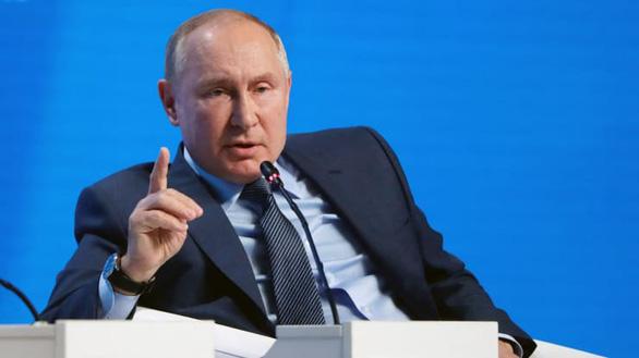 Tổng thống Putin nêu lập trường về vấn đề Đài Loan, Biển Đông - Ảnh 1.