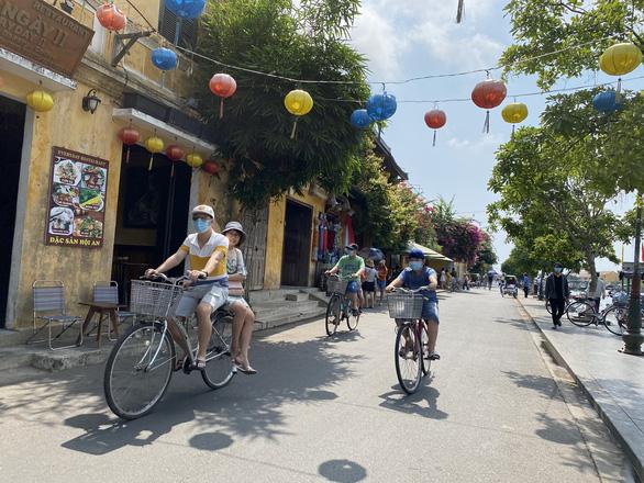 Quảng Nam xin đón khách du lịch quốc tế - Ảnh 1.