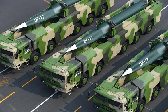 Nhóm giáo sư Trung Quốc muốn giao tên lửa cho trí tuệ nhân tạo điều khiển - Ảnh 1.