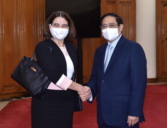 Thủ tướng Phạm Minh Chính cảm ơn Úc hỗ trợ 5,2 triệu liều vắc xin COVID-19