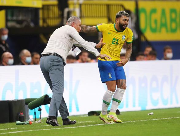 Neymar tỏa sáng giúp Brazil nhấn chìm Uruguay - Ảnh 3.