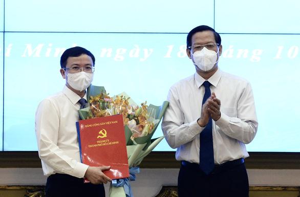 Ông Đặng Quốc Toàn làm Chánh văn phòng UBND TP.HCM