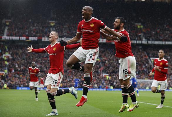 Ronaldo vào sân từ ghế dự bị, Man Utd bị Everton cầm chân - Ảnh 1.