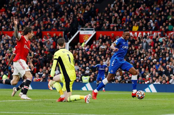 Ronaldo vào sân từ ghế dự bị, Man Utd bị Everton cầm chân - Ảnh 3.