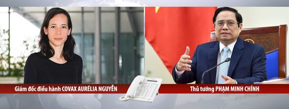 Giám đốc điều hành COVAX Aurélia Nguyễn: Việt Nam sẽ sớm nhận thêm nhiều vắc xin - Ảnh 1.