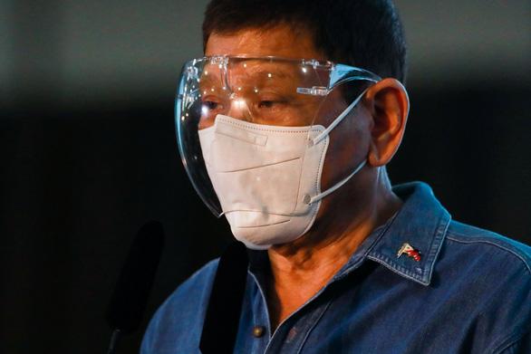 Vì sao Tổng thống Duterte thông báo từ giã chính trường? - Ảnh 1.
