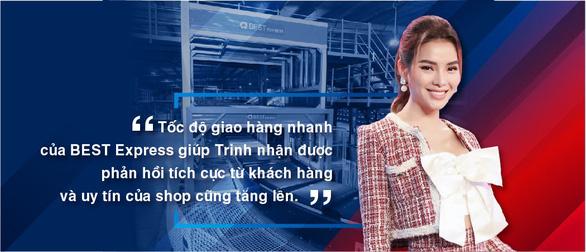 Sao Việt tin chọn BEST Express khi kinh doanh online - Ảnh 3.