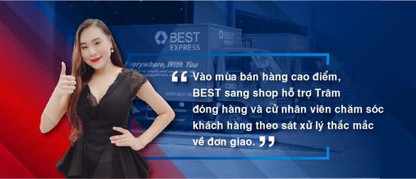 Sao Việt tin chọn BEST Express khi kinh doanh online - Ảnh 4.