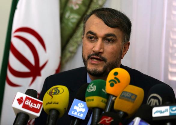 Iran yêu cầu Mỹ bỏ đóng băng 10 tỉ USD để thể hiện thiện chí đàm phán hạt nhân - Ảnh 1.