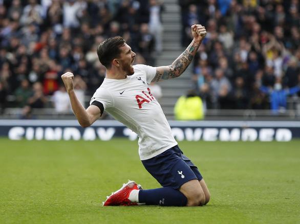 Tottenham thắng Aston Villa, cắt chuỗi 3 trận thua liên tiếp - Ảnh 1.