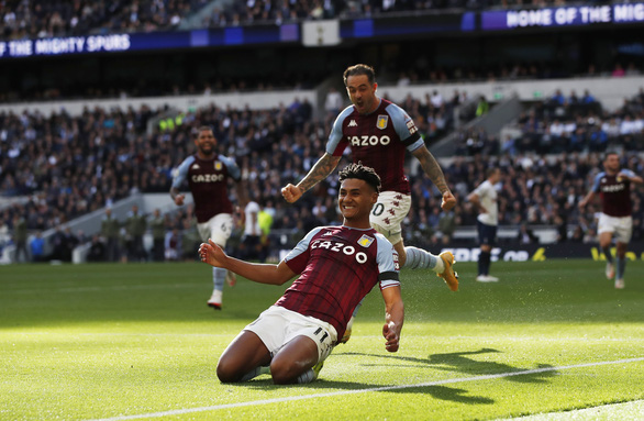Tottenham thắng Aston Villa, cắt chuỗi 3 trận thua liên tiếp - Ảnh 2.