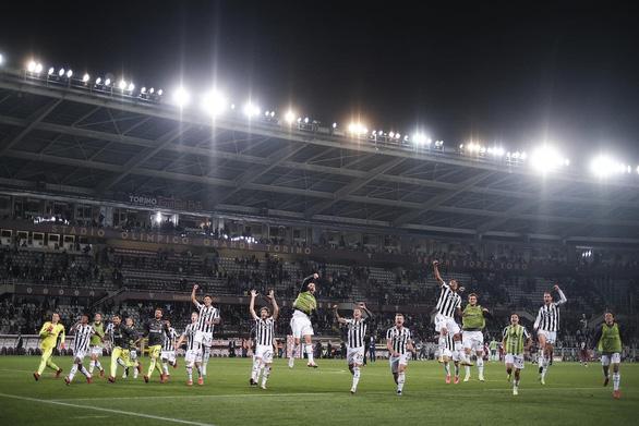Thắng trận thứ 3 liên tiếp, Juventus bắt đầu thoát khỏi cái bóng của Ronaldo - Ảnh 1.
