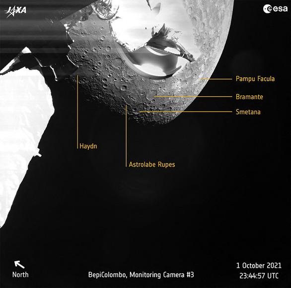 Những hình ảnh đầu tiên về hành tinh ban ngày nóng tới 430 độ C - Ảnh 2.