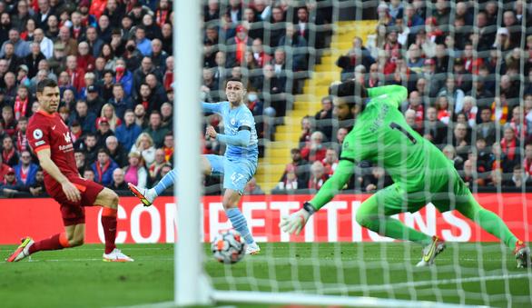 Liverpool và Man City tạo ra trận hòa điên rồ tại Anfield - Ảnh 3.