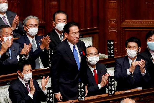 Ông Kishida trở thành thủ tướng thứ 100 của Nhật, rò rỉ thông tin nội các mới - Ảnh 1.