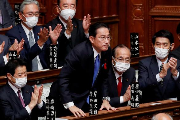 Tân thủ tướng Nhật Kishida ôn hòa hay cứng rắn với Trung Quốc? - Ảnh 1.
