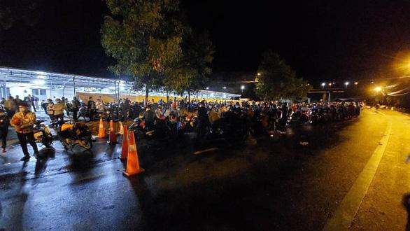 Phú Thọ, Yên Bái chuẩn bị đón người dân đi xe máy từ các tỉnh, thành phố phía Nam về - Ảnh 1.