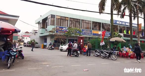 Hải Phòng dừng hoạt động xe khách tuyến cố định tại bến xe Niệm Nghĩa từ 7-10 - Ảnh 1.