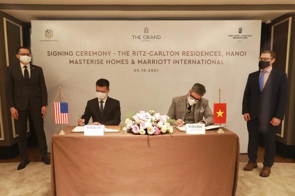 Việt Nam sẽ có khu căn hộ hàng hiệu Ritz-Carlton đầu tiên - Ảnh 1.