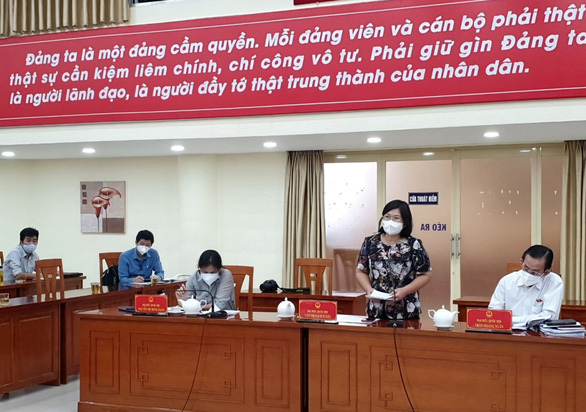 TP.HCM: Cử tri kiến nghị bán đấu giá đất vàng nhà khách Chính phủ thu ngân sách - Ảnh 1.