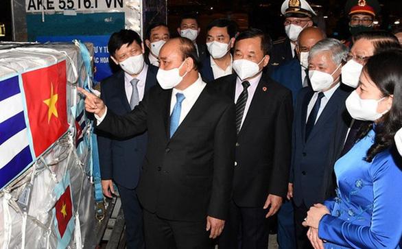 Ngoại giao vắc xin: Chiến lược giúp Việt Nam đạt miễn dịch cộng đồng - Ảnh 2.