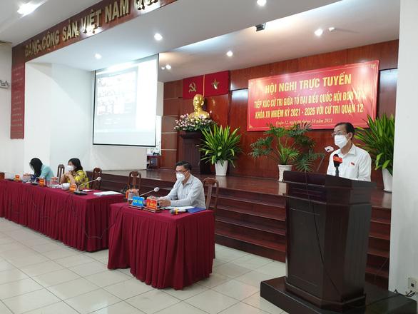 Đại biểu Quốc hội Trần Hoàng Ngân: Tổng sản phẩm địa bàn TP.HCM sụt giảm kỷ lục - Ảnh 1.