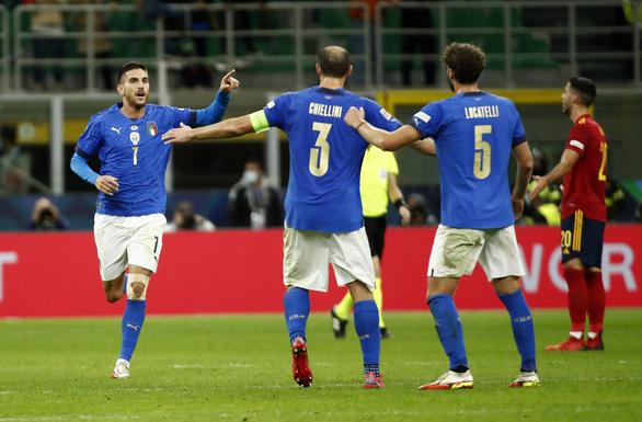 Đá bại nhà vô địch châu Âu Ý, Tây Ban Nha vào chung kết UEFA Nations League - Ảnh 4.