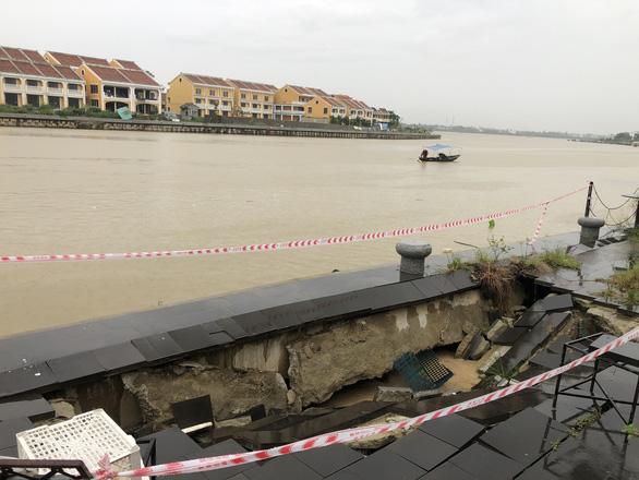 Trưởng Công an Hội An: Yêu cầu làm rõ phát ngôn của ông Huỳnh Xuân Sơn về xe tải vào đường cấm - Ảnh 1.