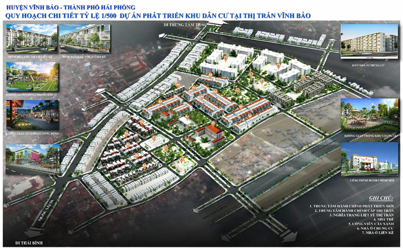 May - Diêm Sài Gòn tung dự án gần 800 tỉ tại Hải Phòng - Ảnh 1.
