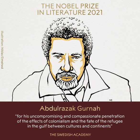 Tác giả Nobel văn chương 2021 Abdulrazak Gurnah: 'Nhà văn châu Phi vĩ đại nhất còn sống' - Ảnh 2.