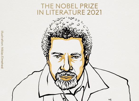 Nhà văn Abdulrazak Gurnah, người Tanzania sống ở Anh, đoạt giải Nobel văn chương 2021 - Ảnh 1.