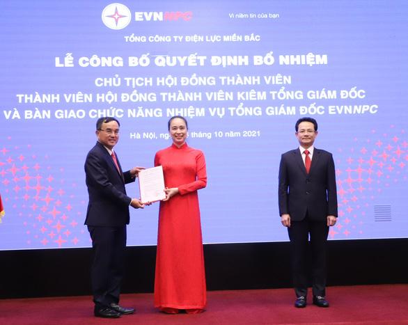 EVNNPC công bố quyết định bổ nhiệm Chủ tịch HĐTV và Tổng giám đốc - Ảnh 2.