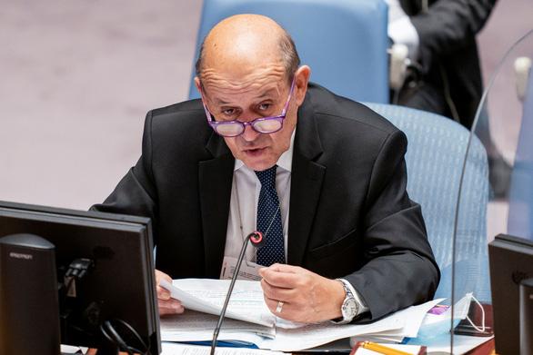 Pháp cử đại sứ trở lại Úc sau vụ mất hợp đồng tàu ngầm 40 tỉ USD - Ảnh 1.