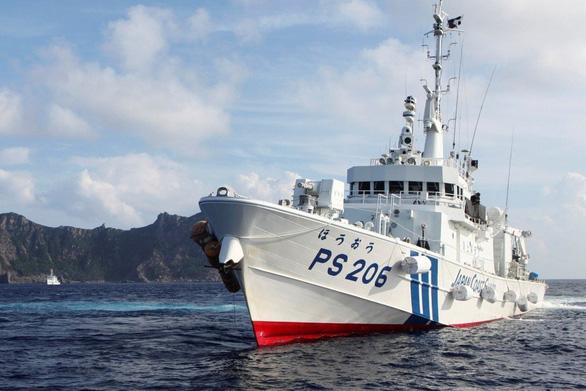 Nhật phát hiện tàu Triều Tiên trang bị tên lửa xâm nhập ngư trường? - Ảnh 1.